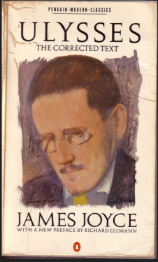 james joyce bloom