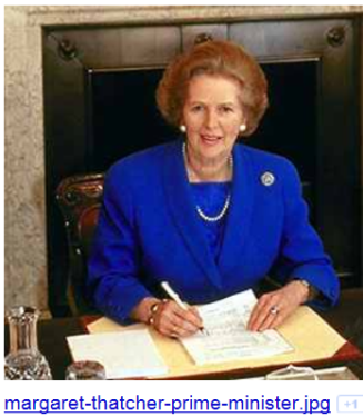 picture - margaret thatcher 2