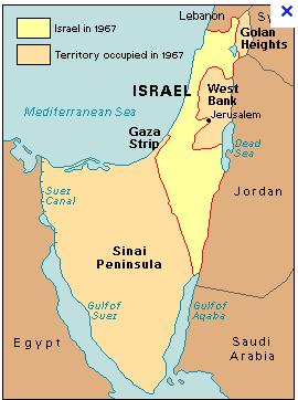 maps - sinai egypt